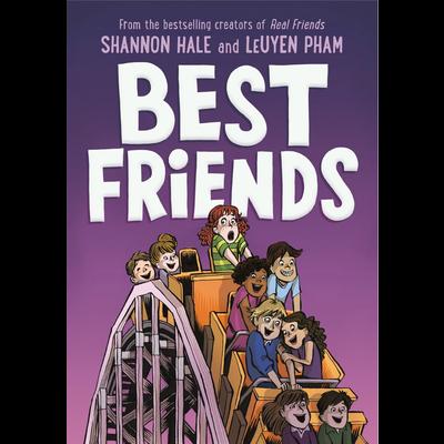 FIRST SECOND BEST FRIENDS PB HALE