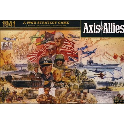 WIZARDS OF THE COAST AXIS AND ALLIES