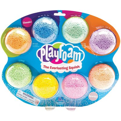 EDUCATIONAL INSIGHTS PLAYFOAM 8-PACK