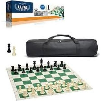WOOD EXPRESSIONS TOURNAMENT CHESS SET