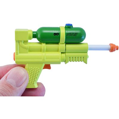 WORLDS SMALLEST SUPER SOAKER