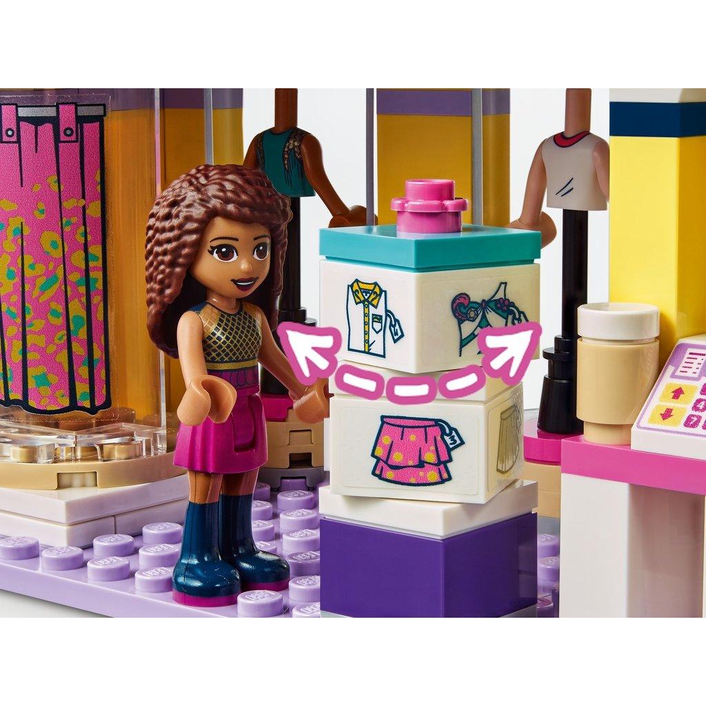 LEGO EMMA'S FASHION SHOP