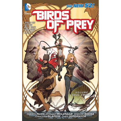 BIRDS OF PREY VOL 5 SOUL CRISIS PB DC