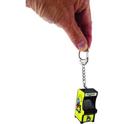 WORLDS COOLEST PAC MAN KEYCHAIN*