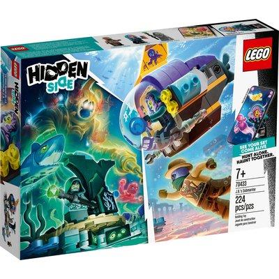 LEGO J.B.'S SUBMARINE