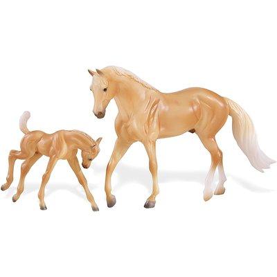 REEVES HORSE & FOAL BREYER