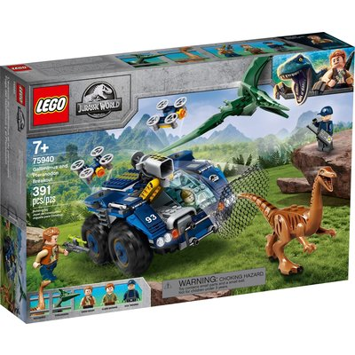 LEGO GALLIMIMUS AND PTERANODON BREAKOUT