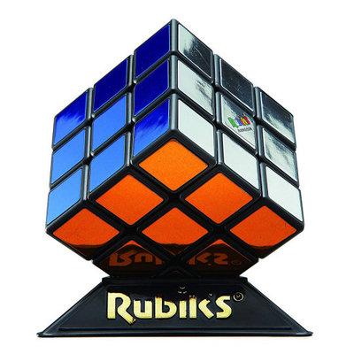 RUBIKS RUBIKS 40TH ANNIVERSARY METALLIC CUBE