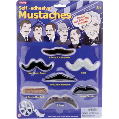 SCHYLLING ASSOCIATES MUSTACHES