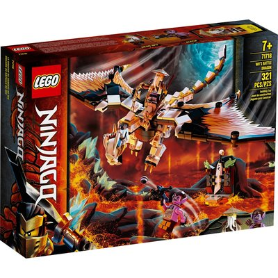 LEGO WU'S BATTLE DRAGON*