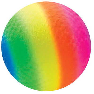 SCHYLLING ASSOCIATES RAINBOW BALL 9""