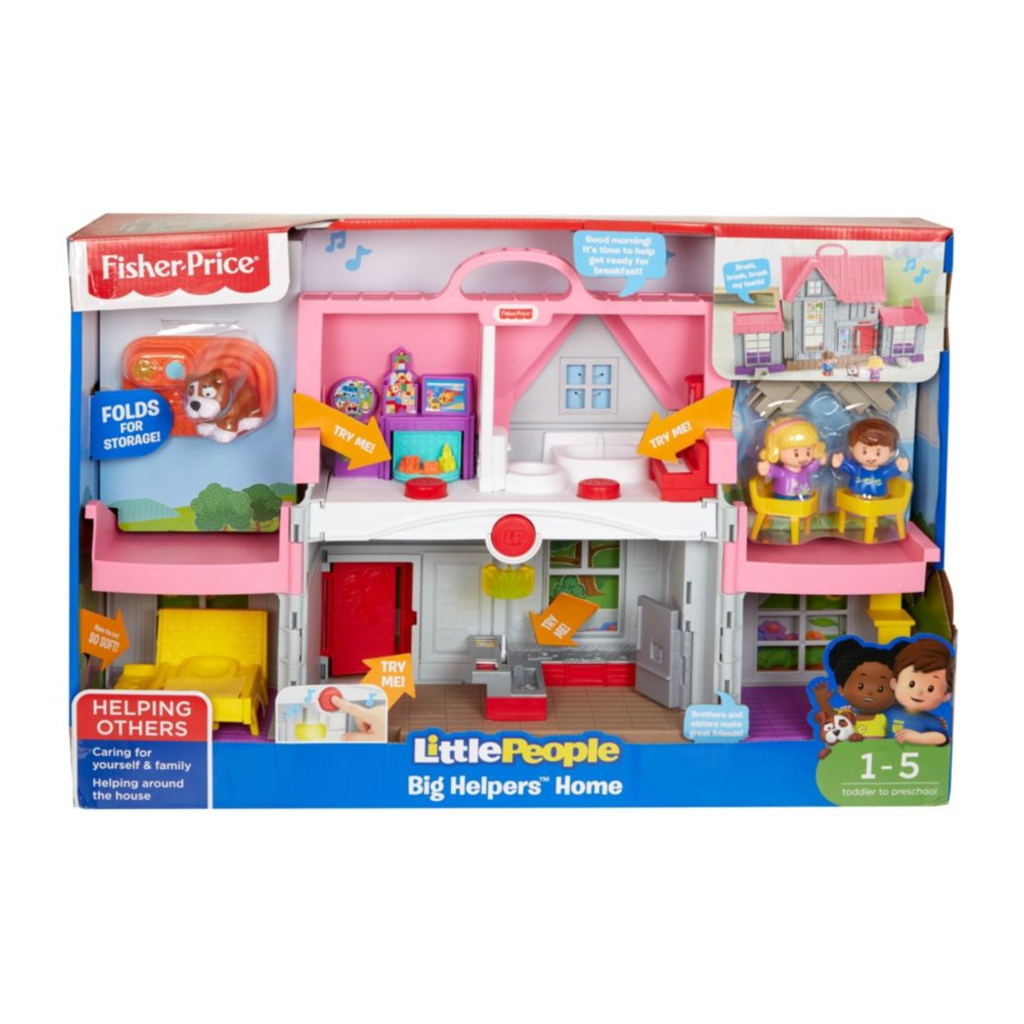 Little People Home The Toy Store