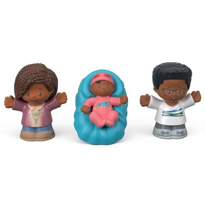 FISHER PRICE LITTLE PEOPLE FAMILY 3 PACK