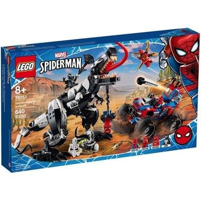 LEGO VENOMOSAURUS AMBUSH