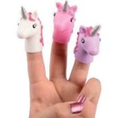 PLAYVISIONS UNICORN FINGER PUPPET