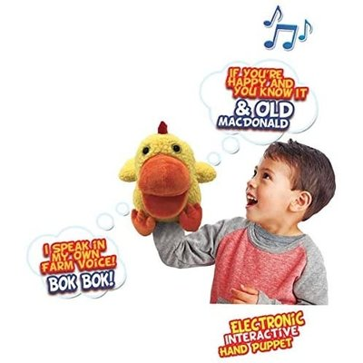 MINDSCOPE SING-A-LONG PUPPET