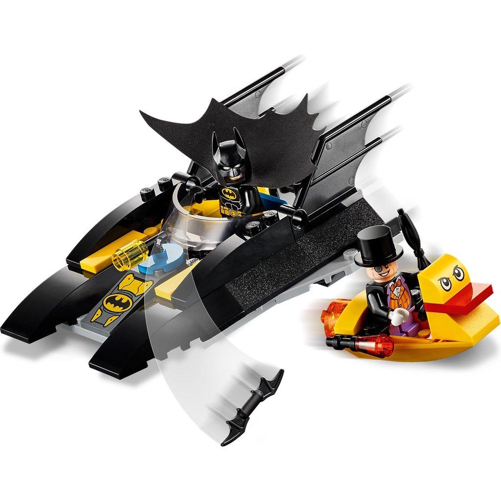 LEGO BATBOAT THE PENGUIN PURSUIT