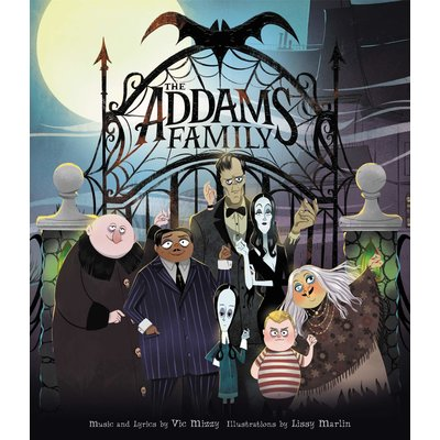HARPERCOLLINS PUBLISHING ADDAMS FAMILY: AN ORIGINAL PICTURE BOOK