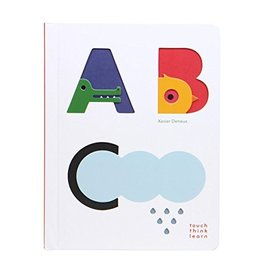 CHRONICLE PUBLISHING TOUCH THINK LEARN: ABC