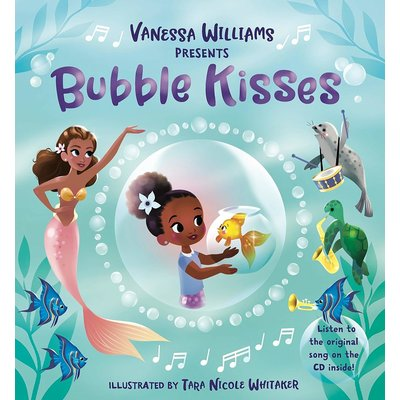 STERLING PUBLISHING BUBBLE KISSES HB WILLIAMS