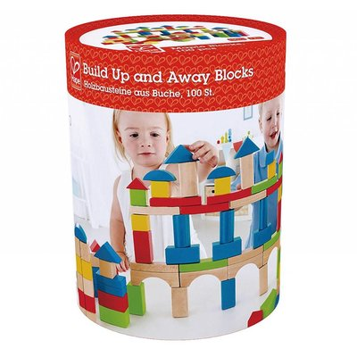 HAPE BUILD UP AND AWAY BLOCKS