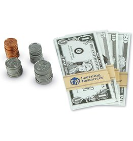 LEARNING RESOURCES PLAY MONEY