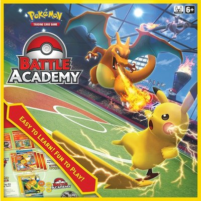 POKEMON INTERNATIONAL POKEMON TCG BATTLE ACADEMY