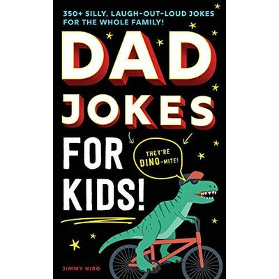 SOURCEBOOKS DAD JOKES FOR KIDS PB NIRO