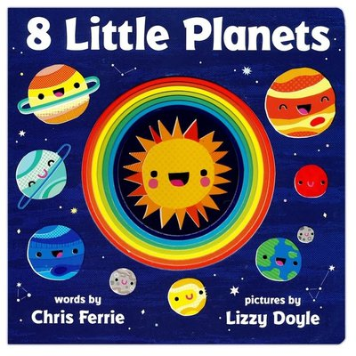 SOURCEBOOKS 8 LITTLE PLANETS BB FERRIE
