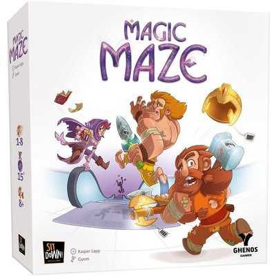 DUDE GAMES MAGIC MAZE GAME