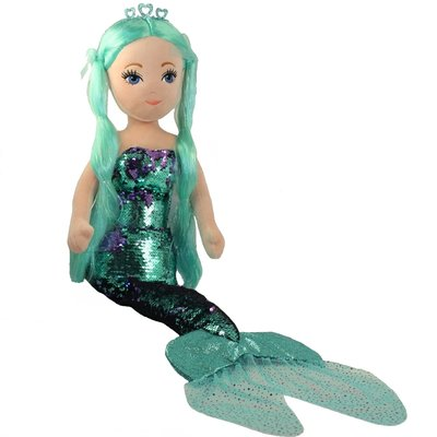 TY SEQUIN MERMAID LARGE