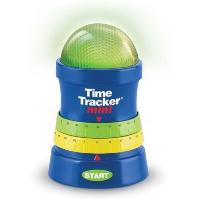 LEARNING RESOURCES TIME TRACKER