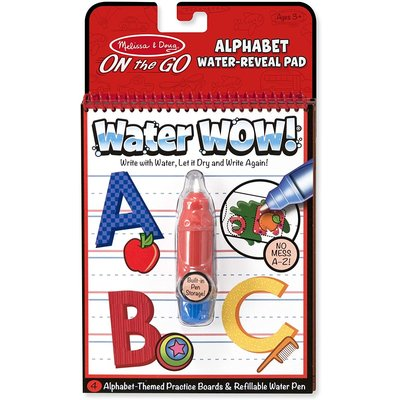 MELISSA AND DOUG WATER WOW! LEARNING