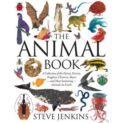 HOUGHTON MIFFLIN ANIMAL BOOK HB JENKINS