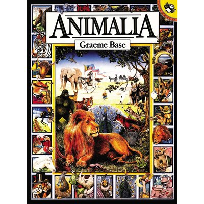 ABRAMS BOOKS ANIMALIA HB BASE