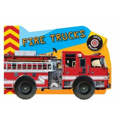 BARRONS ZIPPY WHEELS: FIRE TRUCKS
