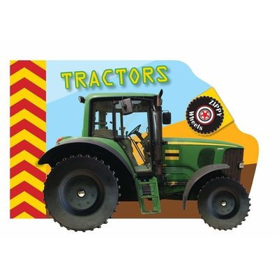 BARRONS ZIPPY WHEELS: TRACTORS
