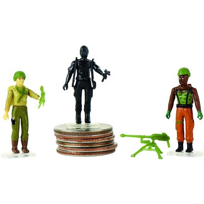 WORLDS SMALLEST WORLDS SMALLEST GI JOE
