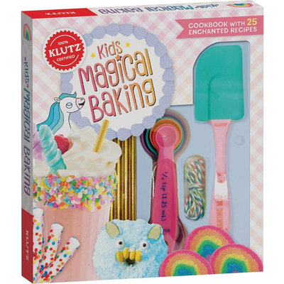 KLUTZ KIDS MAGICAL BAKING KLUTZ