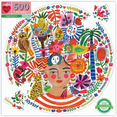 EEBOO POSITIVITY 500 PIECE
