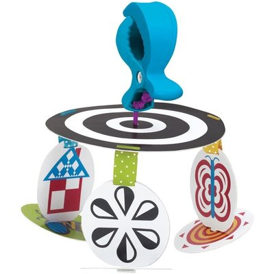 MANHATTAN TOY INFANT STIM MOBILE TO GO