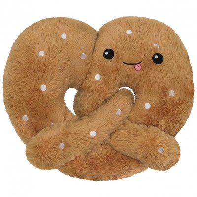 SQUISHABLE PRETZEL SQUISHABLE**