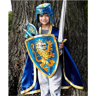LION TOUCH NOBLE KNIGHT SHIELD BLUE