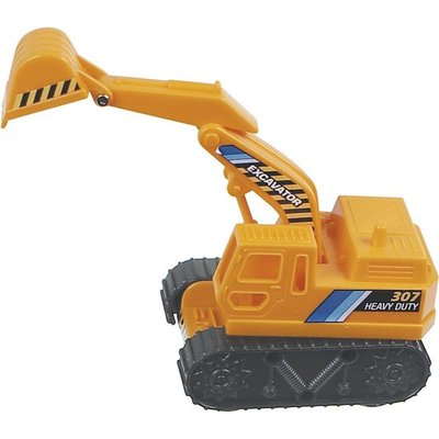 TOYSMITH CONSTRUCTION VEHICLE