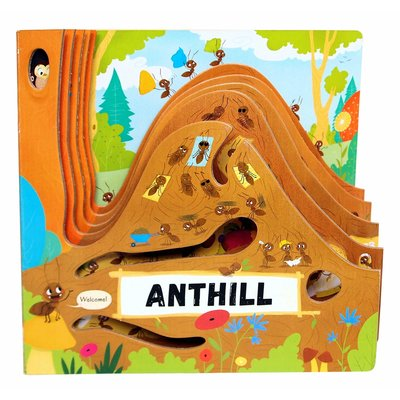 HAPPY FOX BOOKS ANTHILL BB BARTIKOVA