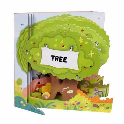 HAPPY FOX BOOKS TREE