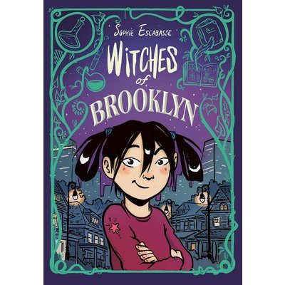 RANDOM HOUSE GRAPHIC WITCHES OF BROOKLYN PB ESCABASSE