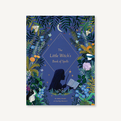 CHRONICLE PUBLISHING LITTLE WITCH'S BOOK OF SPELLS HB KUSBY