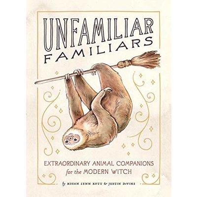 CHRONICLE PUBLISHING UNFAMILIAR FAMILIARS