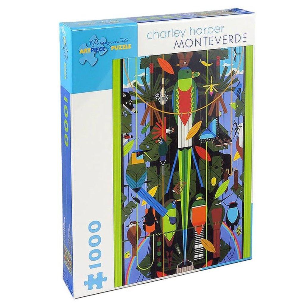 POMEGRANATE CHARLEY HARPER MONTEVERDE 1000 PIECE